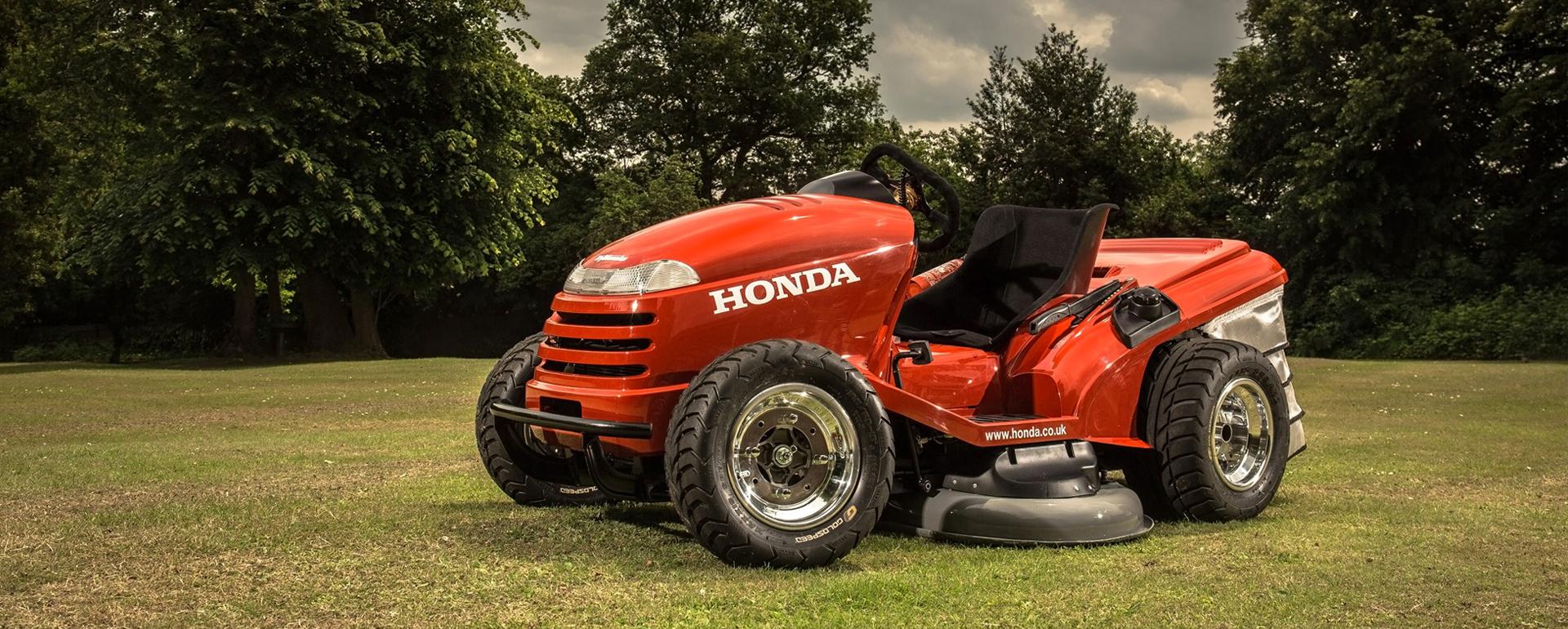 Autoportée Honda