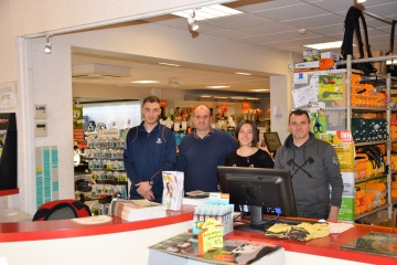 Equipe commercial Rabot